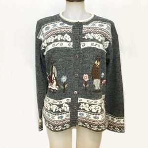 Rene Derby Country Core Sweater
